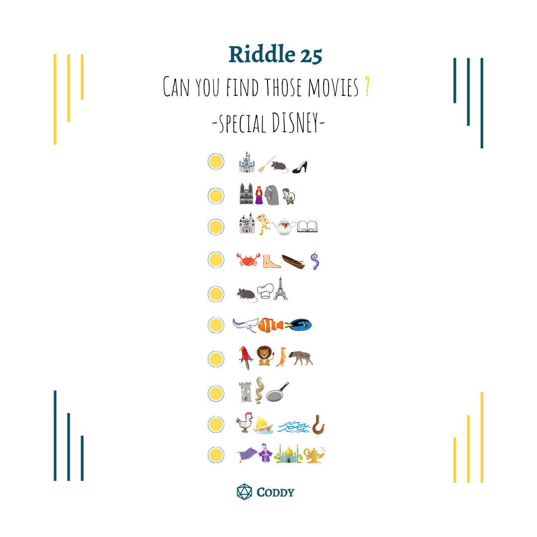 Riddle 25