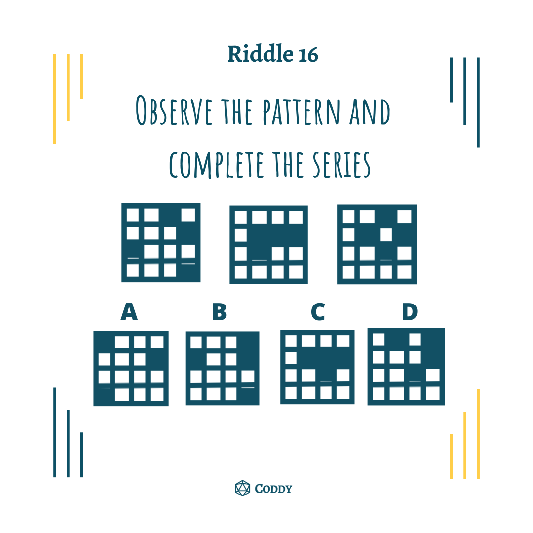 Riddle 16