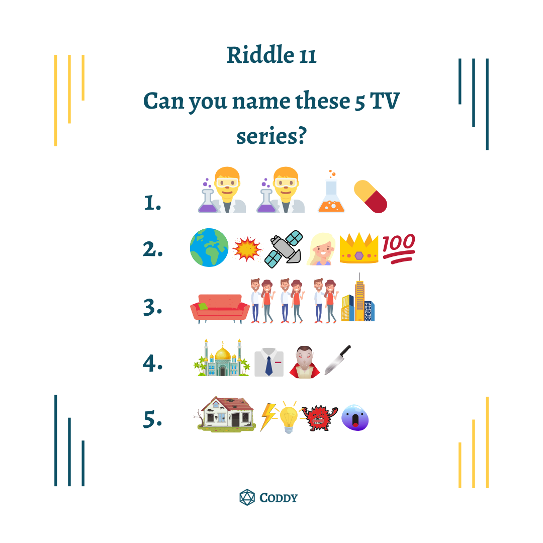 Riddle 11