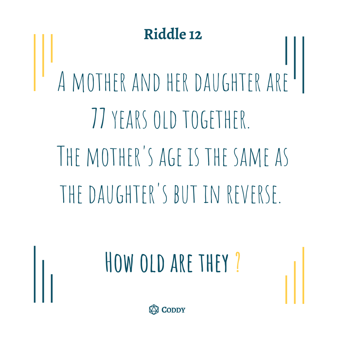 Riddle 12