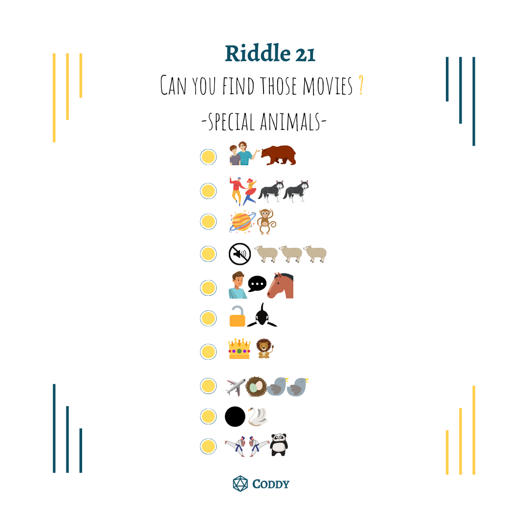 Riddle 21