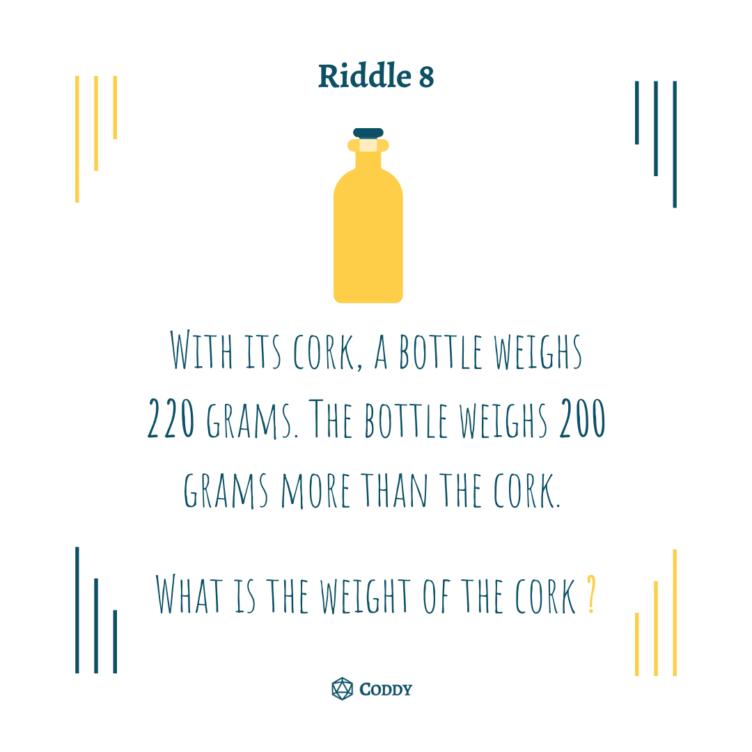 Riddle 8