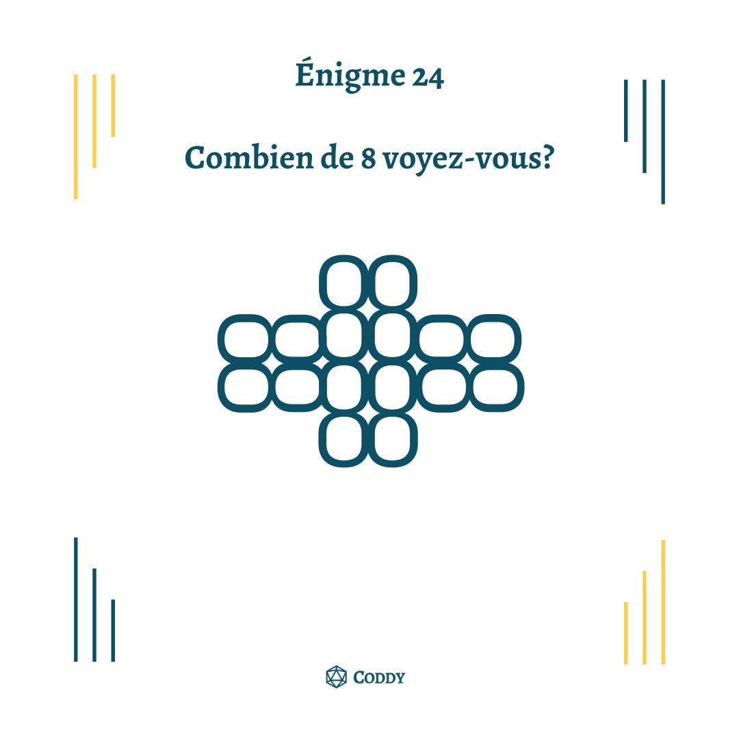 Énigme 24