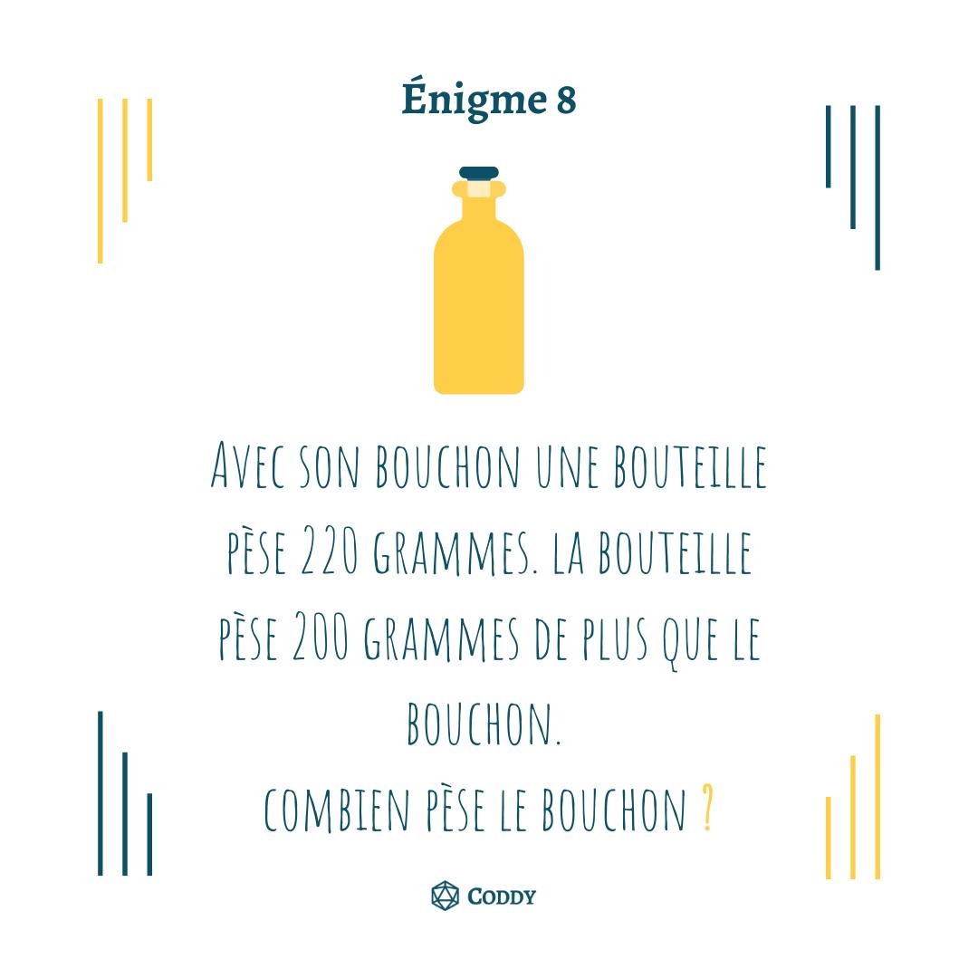 Énigme 8